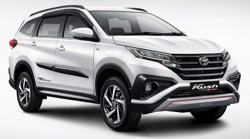 All New Toyota Rush 2018
