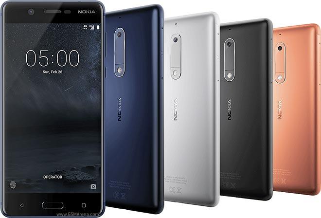 HP NFC murah Nokia 5