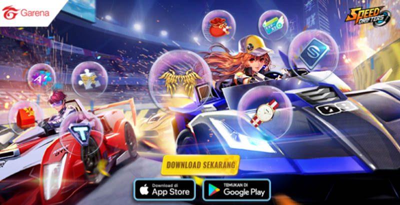 Speed Drifter