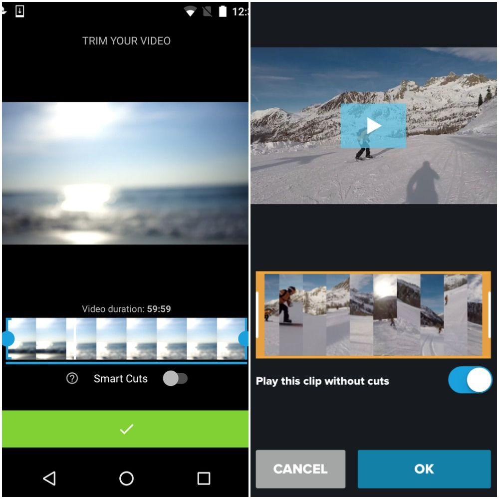 Quik, Aplikasi Editing Video di Android