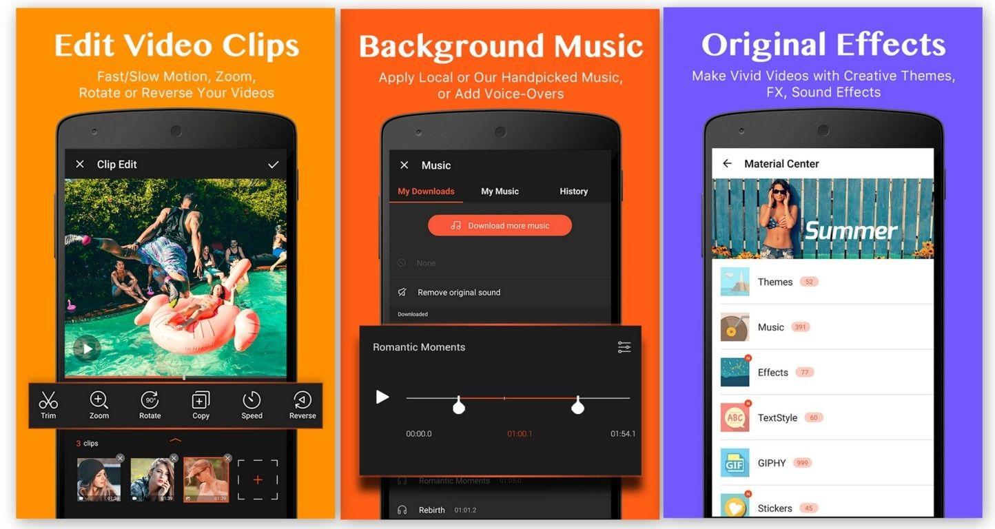 Video Show Editor, Aplikasi Edit Video terbaik android