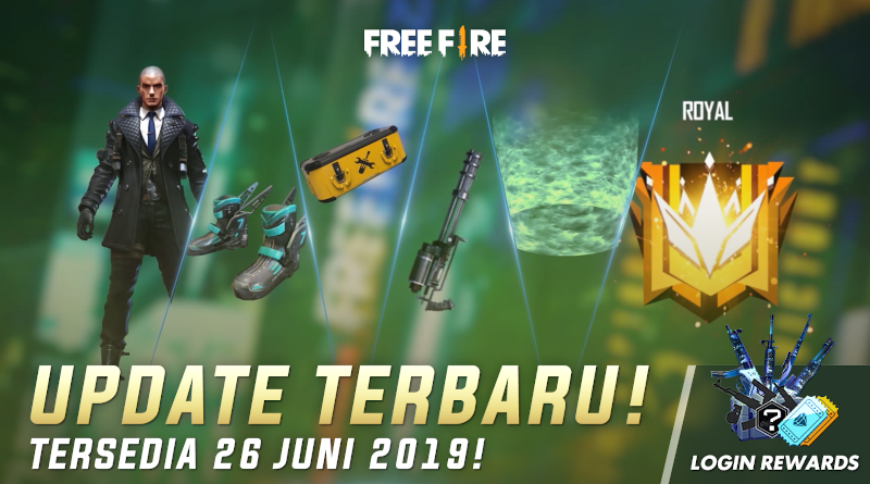 Update Garena Free Fire