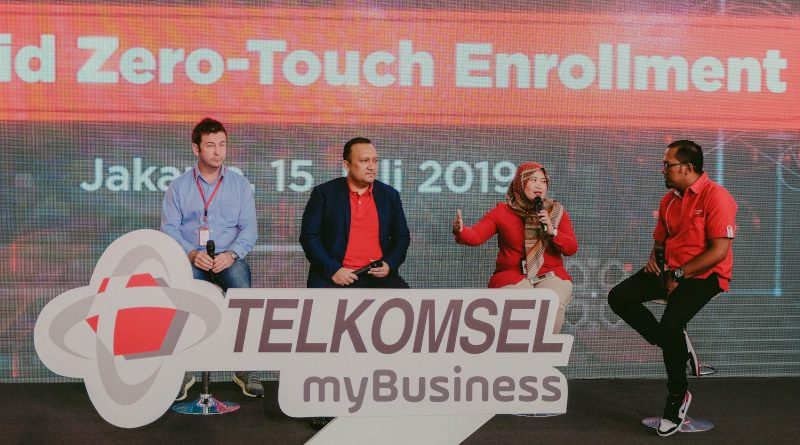 Android Zero-touch Enrollment