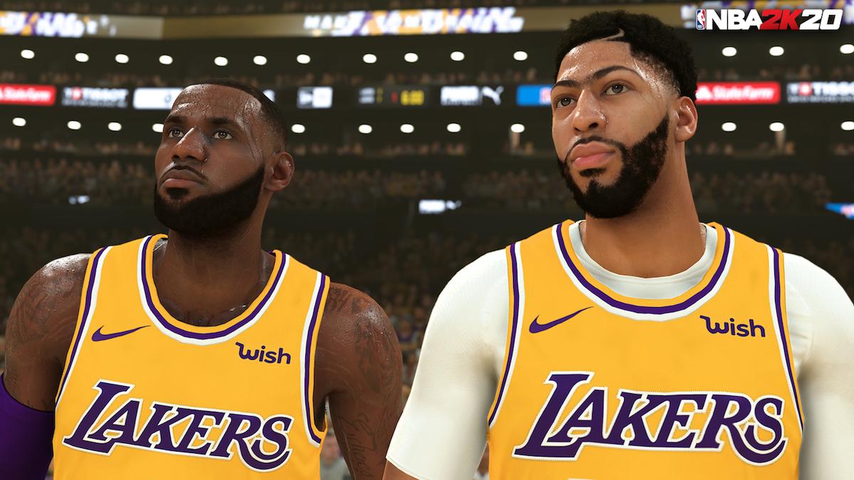 Jadilah yang Pertama Bermain NBA 2K20!   REVIEW1ST.COM
