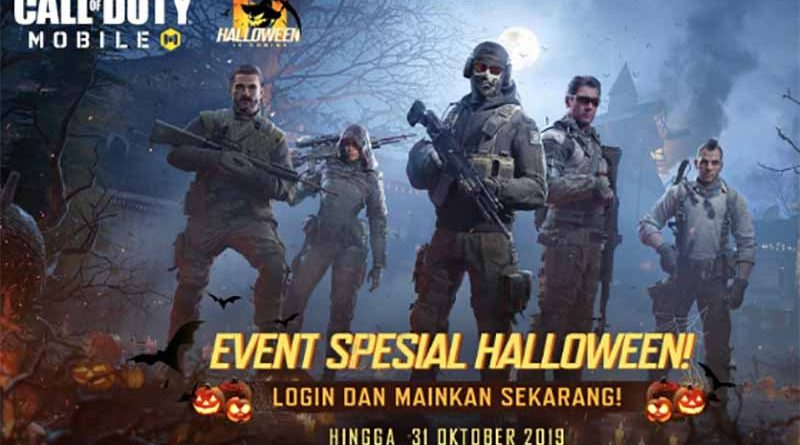 call of duty mobile - garena