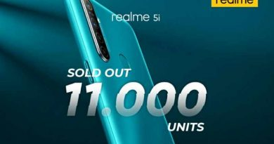 Flash sale realme 5i