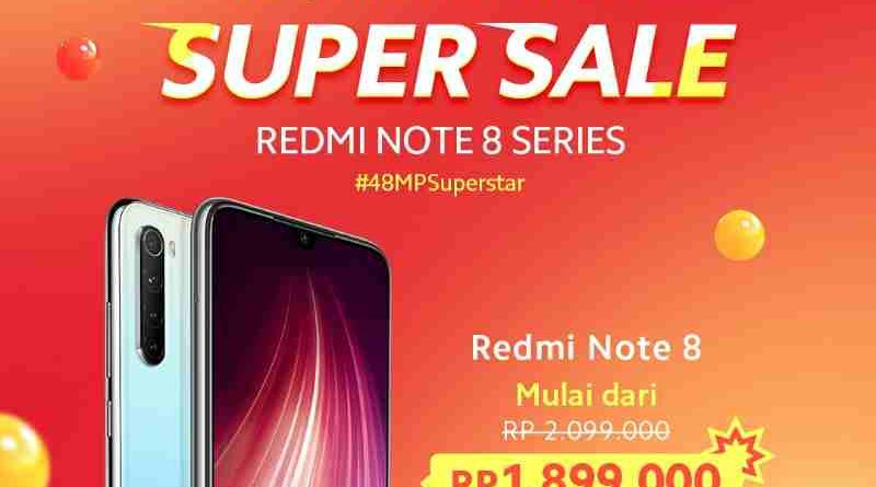 Xiaomi payday party super sale
