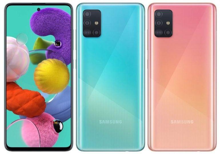 Galaxy a51 8GB/128GB