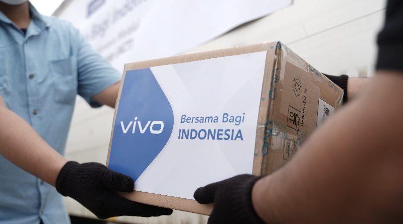 vivo indonesia act donasi covid-19
