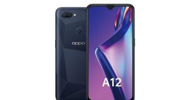 HP OPPO A12 Review Singkat & Harga