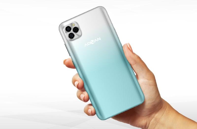 ADVAN G5, Review Singkat HP Triple Camera Harga Sejutaan