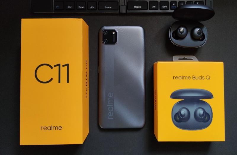 realme C11, Review Spek dan Harga HP Mediatek Helio G35