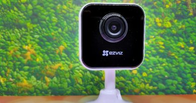 Review EZVIZ C1HC : Indoor Camera Cerdas Buat Keamanan Rumah