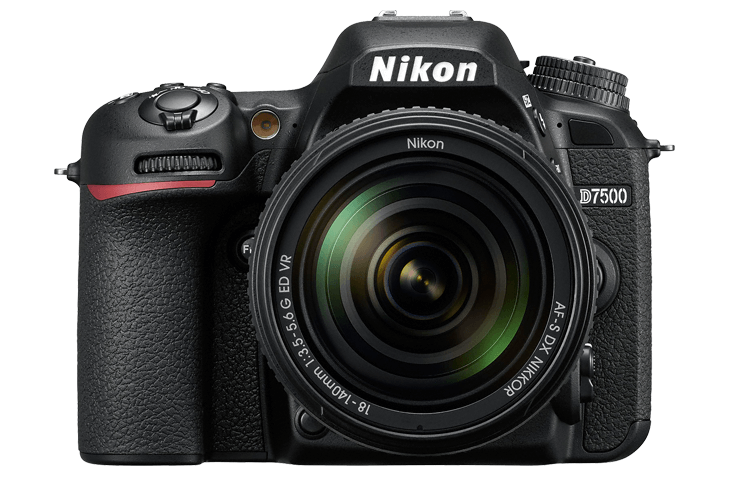 kamera nikon d7500