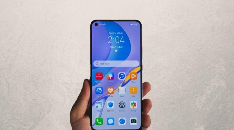 spesifikasi dan harga Huawei Nova 7