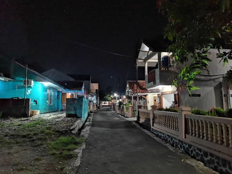night mode huawei