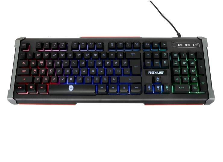 keyboard gaming rexus