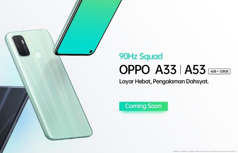 Rekomendasi HP OPPO 2 Jutaan Dengan Layar 90Hz