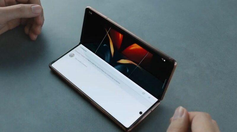 Samsung Galaxy Z Fold2, Generasi Baru Smartphone