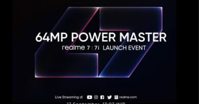 Realme 7 Series Segera Bawa Kamera 64MP ke Indonesia