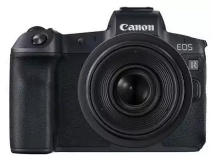 canon eos R kamera terbaik