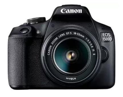 kamera canon eos 1500d