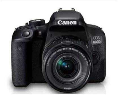 canon eos 800d kamera mirrorless