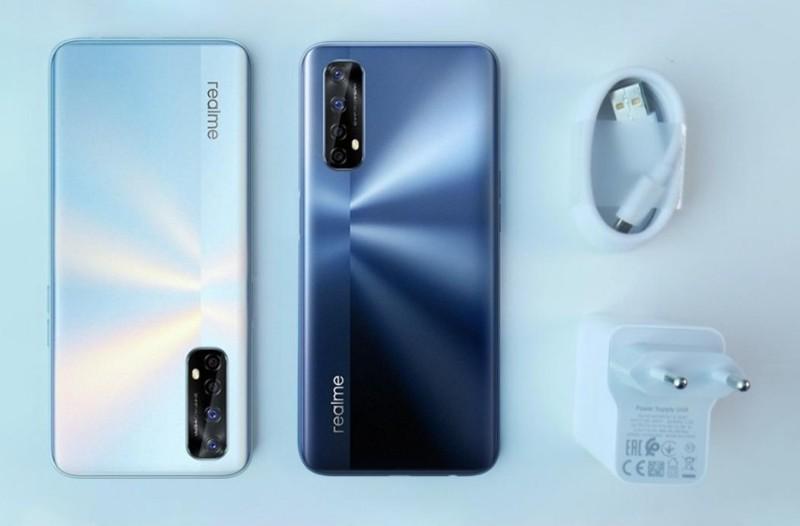 Unboxing Realme 7 Indonesia, Punya NFC dan Kamera 64MP