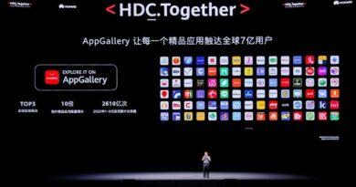 Huawei Update HarmonyOS dan HMS