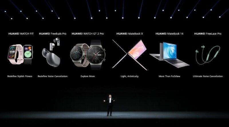 6 Rangkaian Produk Huawei Terbaru 2020