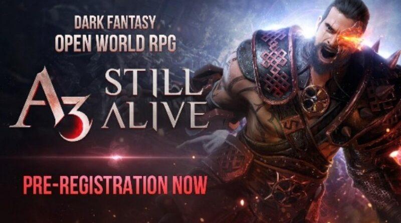 A3: STILL ALIVE, Game MMORPG Survival Terbaru