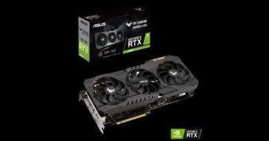 Ini ASUS ROG Strix, TUF Gaming & GPU Dual NVIDIA GeForce RTX 30