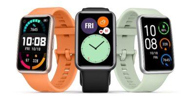 HUAWEI Watch Fit: Smartwatch Buat Gaya Hidup Sehat