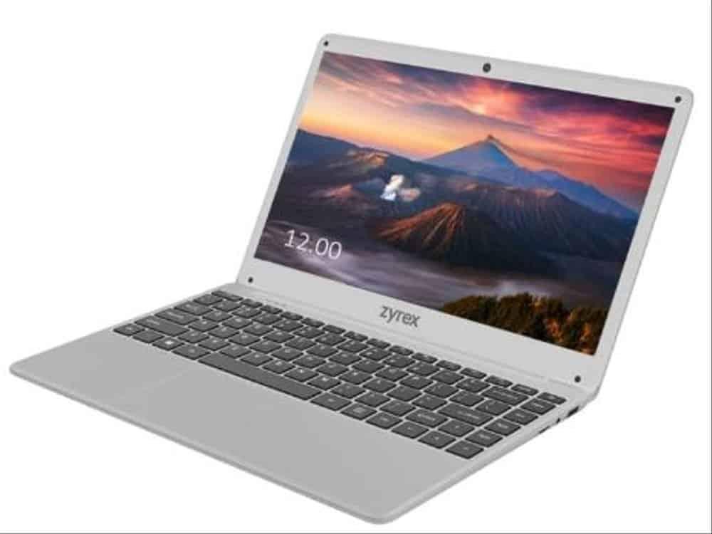 Zyrex Notebook Sky 232A gaming laptop