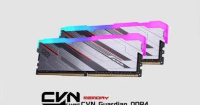 Colorful Rilis Memori Gaming CVN Guardian RGB DDR4