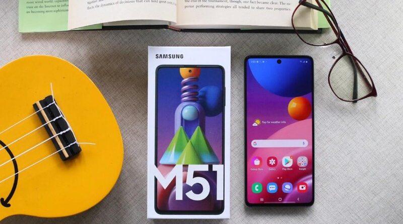 Flash Sale Galaxy M51 Dapat Cashback 500 Ribu dan Kuota 108GB