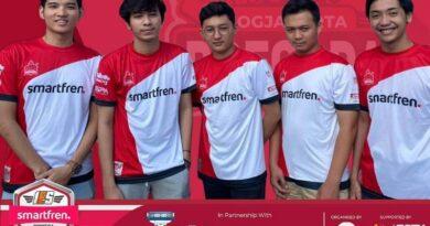 Juara IES Smartfren Indonesia Championship 2020