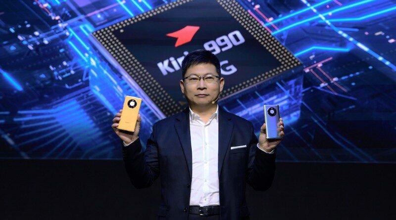 Huawei Mate 40 Series Dirilis, Pede Dengan Chipset Kirin Terbaru