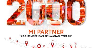 2000 Mi Partner Tumbuh dalam 11 Bulan