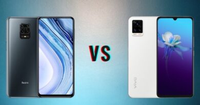 Redmi Note 9 Pro vs Vivo V20, Pilih Mana?