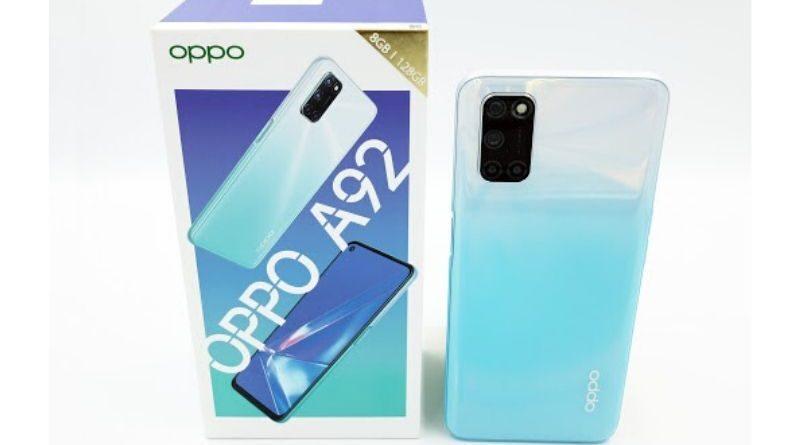 Ini Harga dan Spesifikasi OPPO A92 6GB