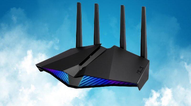 asus router gaming RT-AX82U
