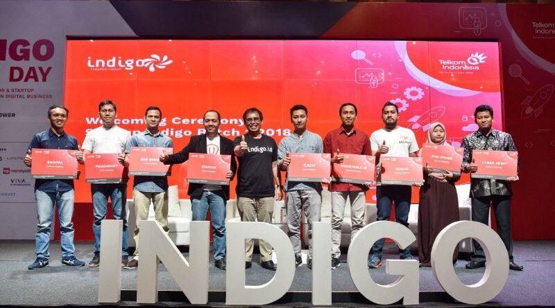 Dorong Startup, Indigo Creative Nation Kembali Digelar Telkom