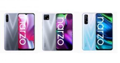 Realme Narzo 20 dan Narzo 20 Pro Siap Gebrak Indonesia