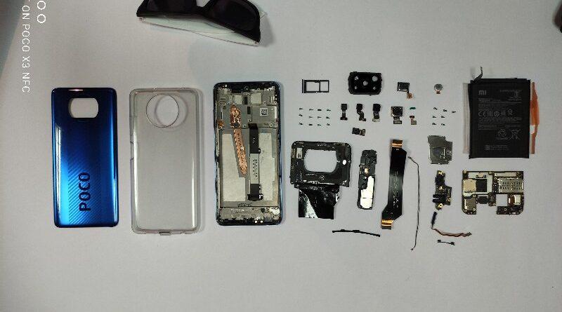 Membongkar POCO X3 NFC: Intip Komponen Dalam Bodinya!