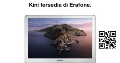 MacBook Pro & Air Hadir di Erafone Serta Urban Republic