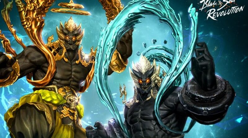 Blade&Soul Revolution Update Dungeon Baru Naryu Labyrinth