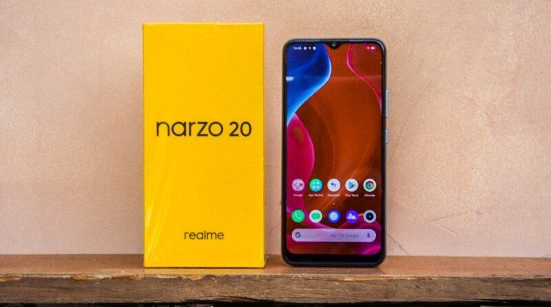 Review Realme Narzo 20: Kelebihan, Kekurangan, Spesifikasi dan Harga
