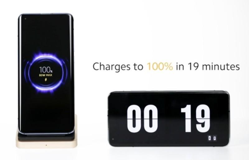 Xiaomi Perkenalkan Teknologi Wireless Charging 80W