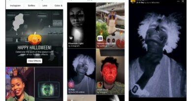 Smartfren dan Instagram Hadirkan Alternatif Halloween #dirumahaja